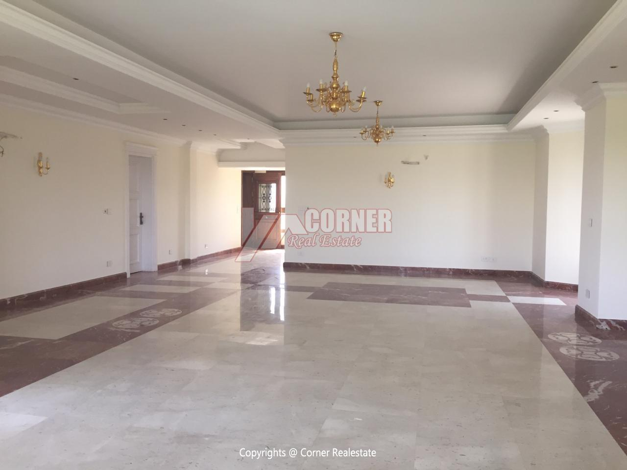 Apartment For Rent In Katameya Dunes,Semi furnished,Apartment NO #10