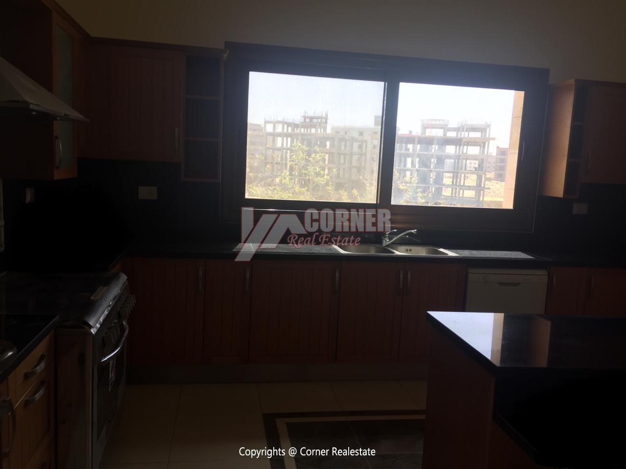 Apartment For Rent In Katameya Dunes,Semi furnished,Apartment NO #2