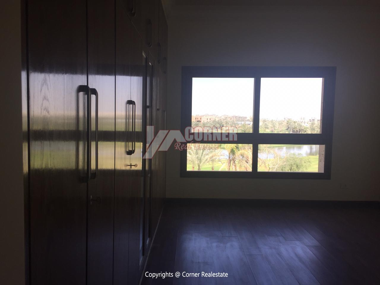 Apartment For Rent In Katameya Dunes,Semi furnished,Apartment NO #3