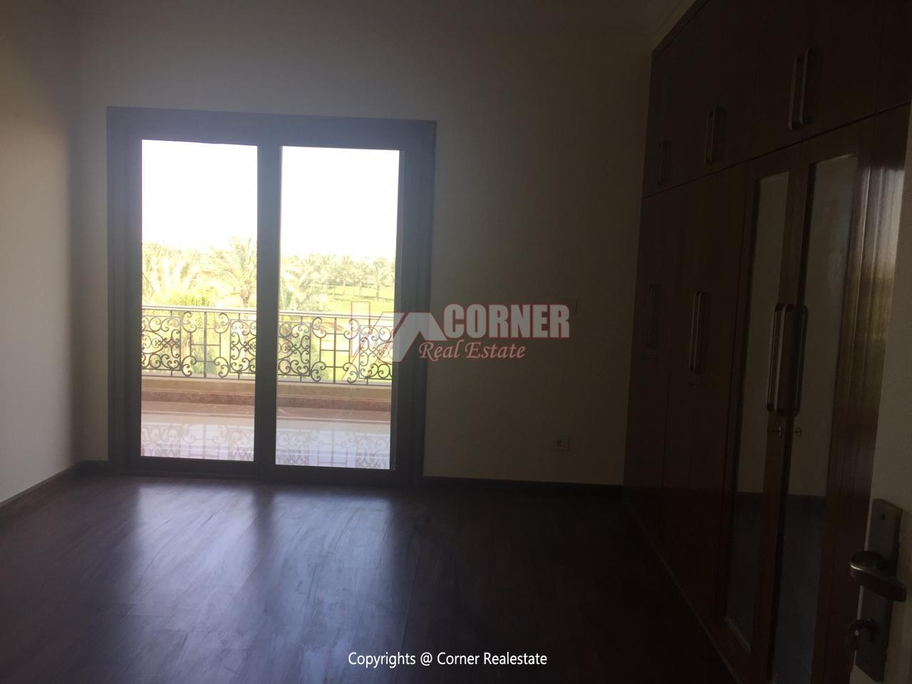 Apartment For Rent In Katameya Dunes,Semi furnished,Apartment NO #7