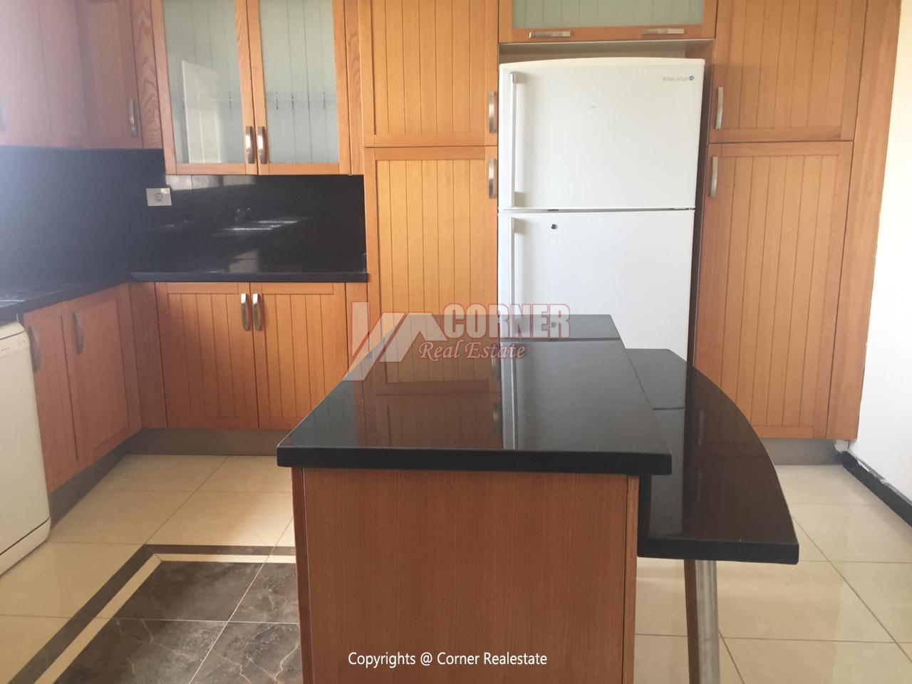 Apartment For Rent In Katameya Dunes,Semi furnished,Apartment NO #8