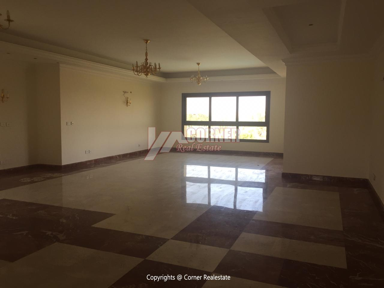 Apartment For Rent In Katameya Dunes,Semi furnished,Apartment NO #20