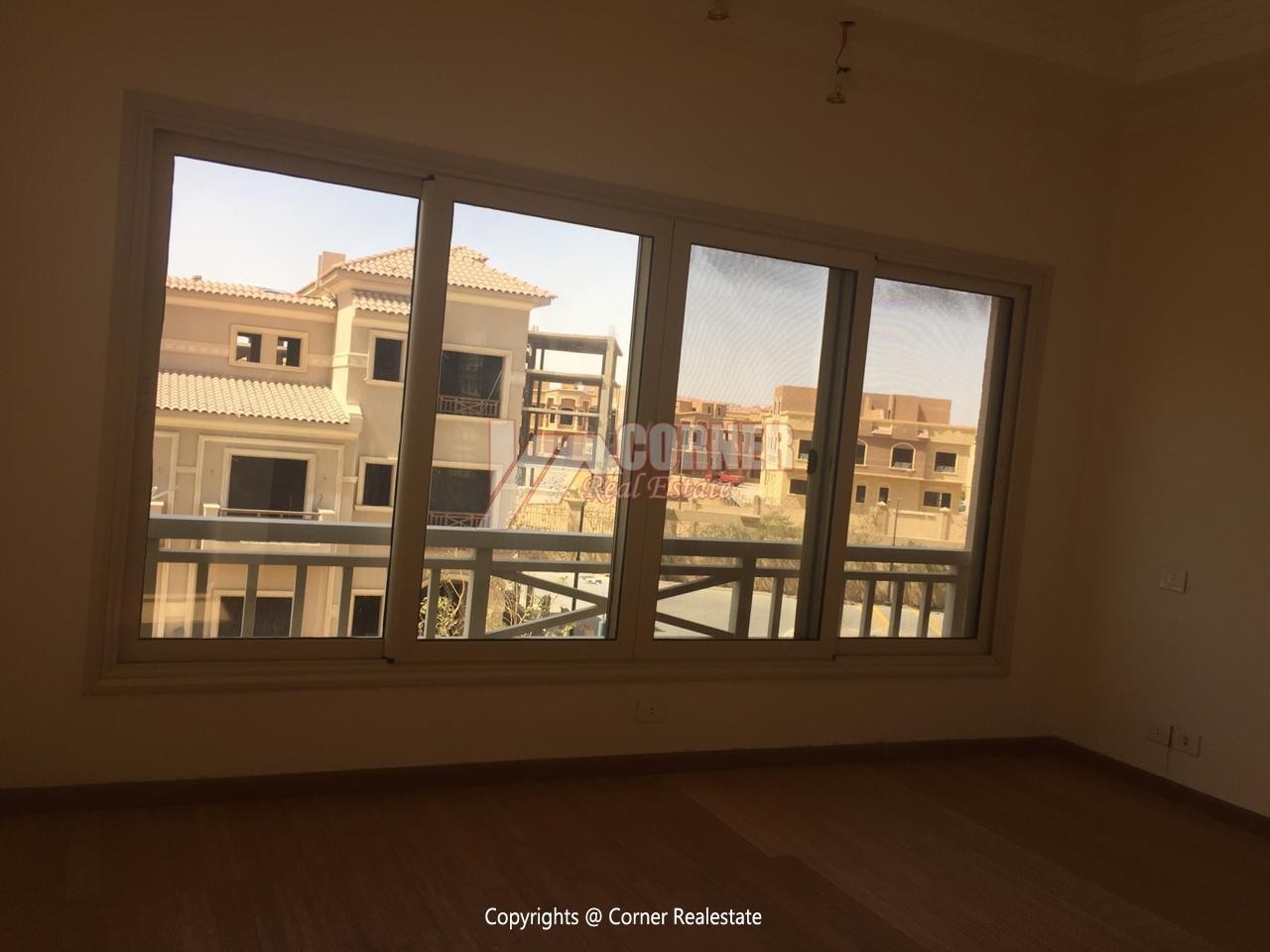 Villa For Rent In Katameya Dunes,Semi furnished,Villa NO #22