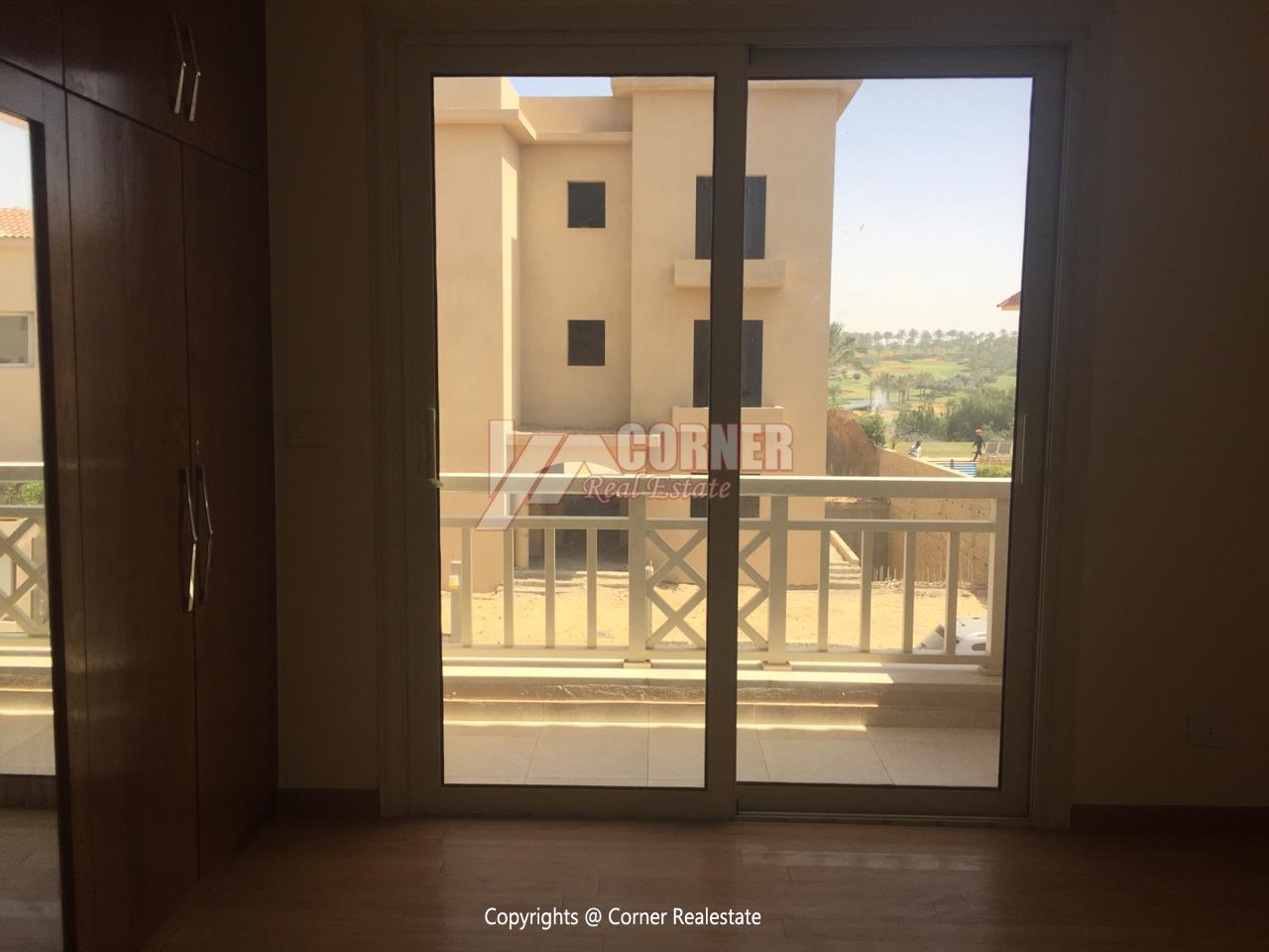 Villa For Rent In Katameya Dunes,Semi furnished,Villa NO #9