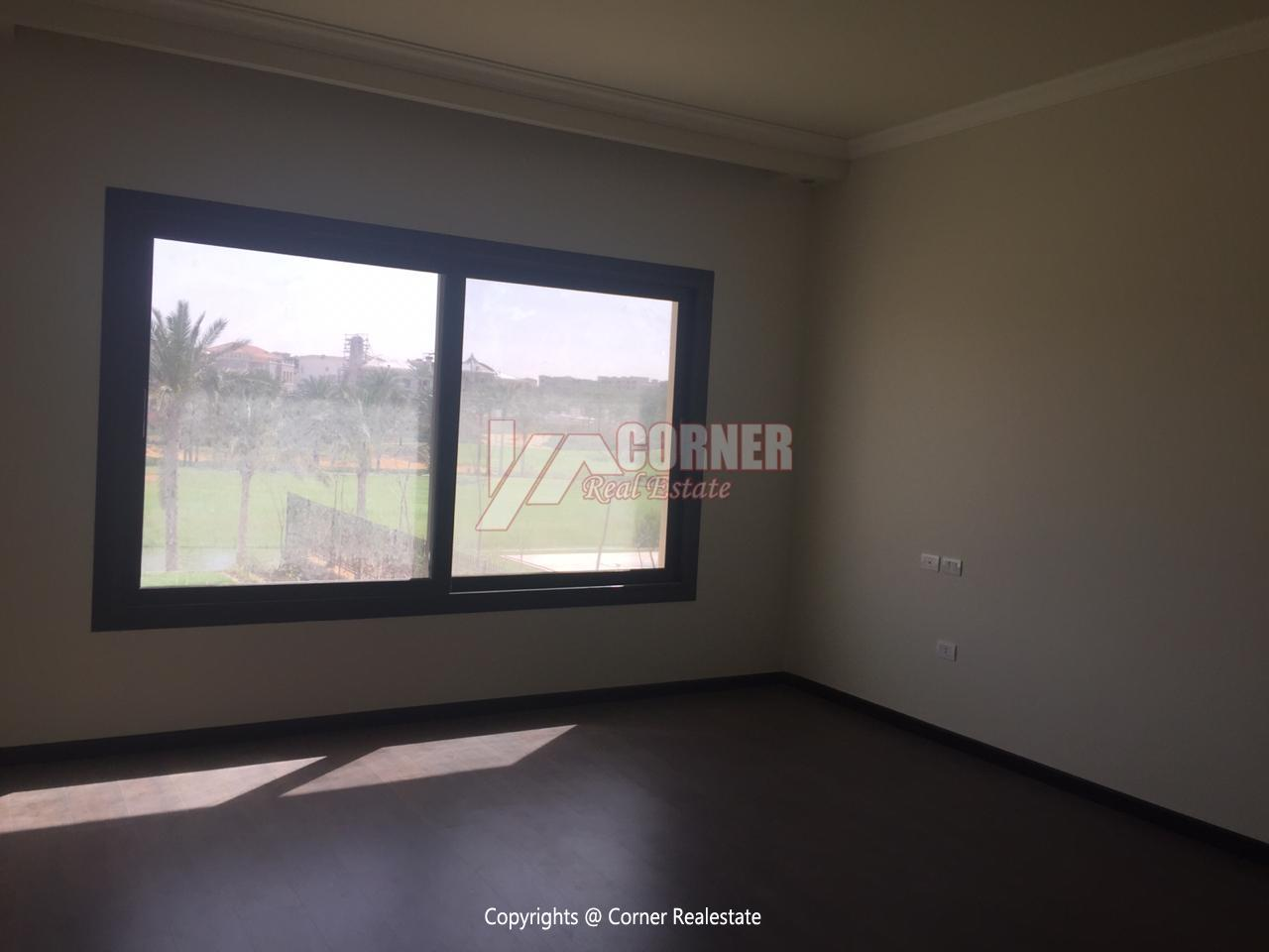 Villa For Rent In Katameya Dunes,Semi furnished,Villa NO #25