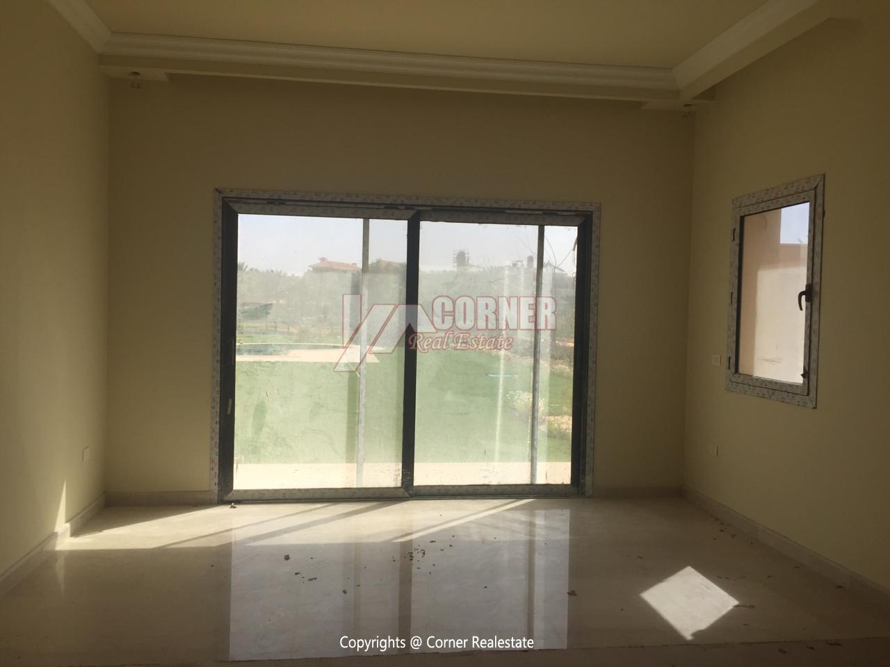 Villa For Rent In Katameya Dunes,Semi furnished,Villa NO #19