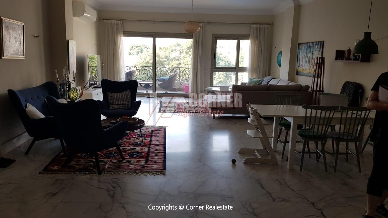 Penthouse For Rent in Maadi,Furnished,Penthouse NO #14