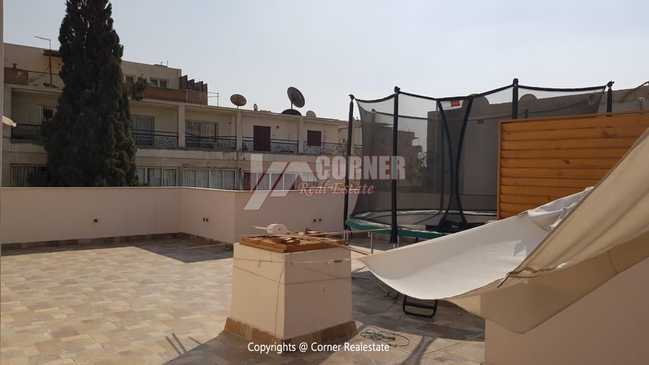 Penthouse For Rent in Maadi,Furnished,Penthouse NO #17
