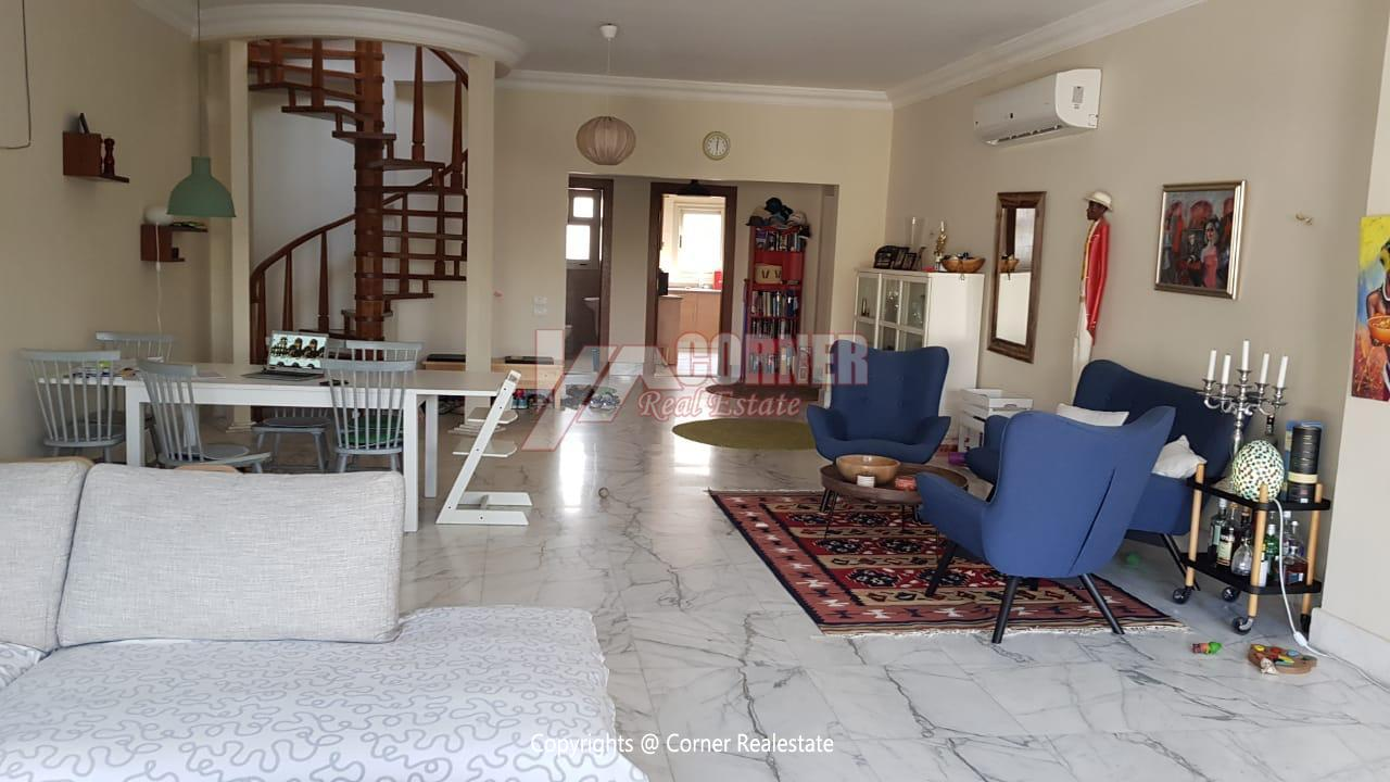 Penthouse For Rent in Maadi,Furnished,Penthouse NO #2