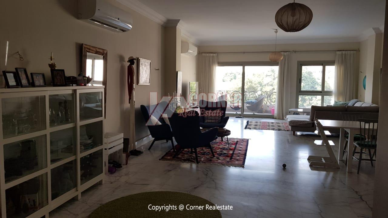 Penthouse For Rent in Maadi,Furnished,Penthouse NO #4
