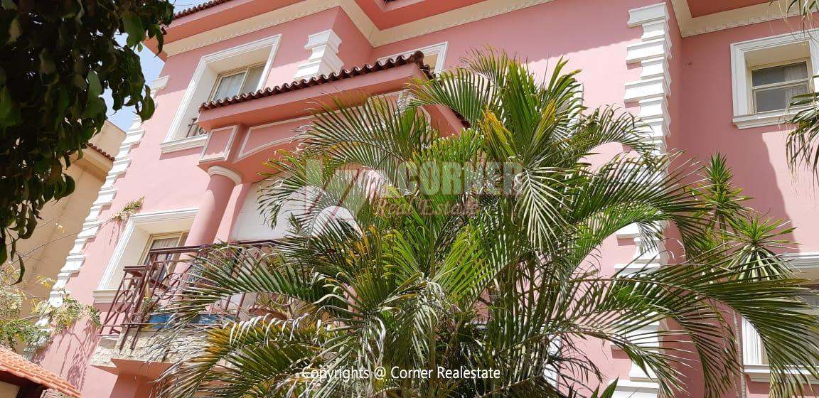 Villa For Rent in Katameya Heights,Furnished,Villa NO #42