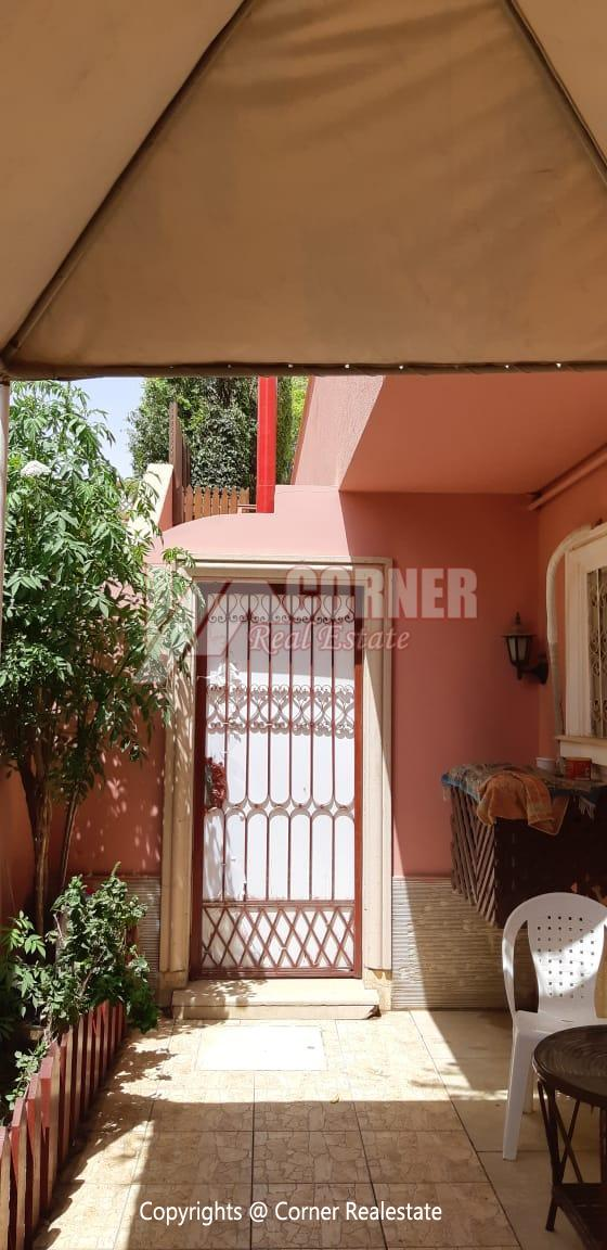 Villa For Rent in Katameya Heights,Furnished,Villa NO #41