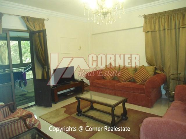Furnished Apartment For Rent In Maadi Sarayat,Furnished,Apartment NO #15