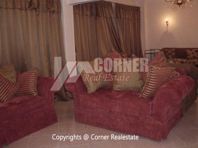 Furnished Apartment For Rent In Maadi Sarayat,Furnished,Apartment NO #18