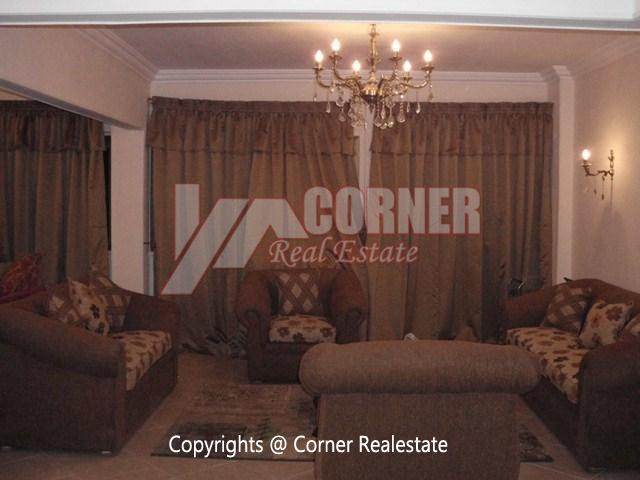 Furnished Apartment For Rent In Maadi Sarayat,Furnished,Apartment NO #20