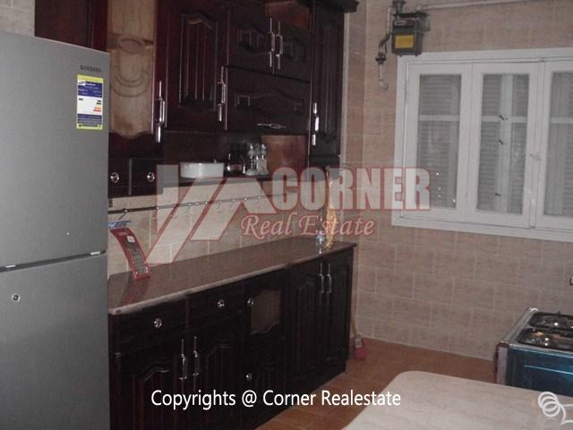 Furnished Apartment For Rent In Maadi Sarayat,Furnished,Apartment NO #23