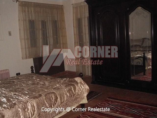 Furnished Apartment For Rent In Maadi Sarayat,Furnished,Apartment NO #11