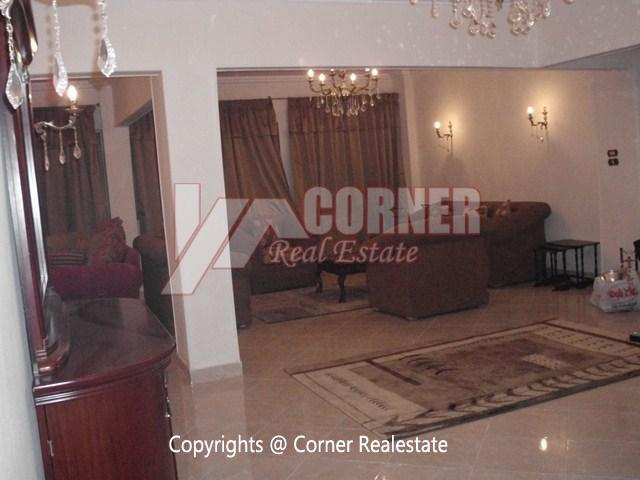 Furnished Apartment For Rent In Maadi Sarayat,Furnished,Apartment NO #24