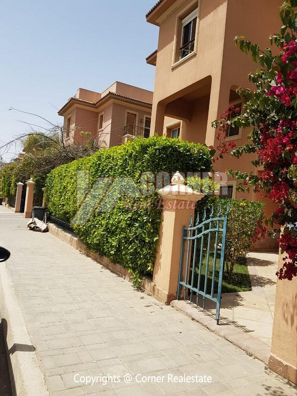 Villa For Rent in Katameya Heights,Furnished,Villa NO #8