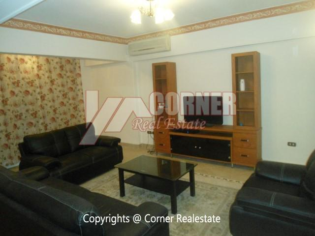 Furnished Apartment For Rent In Maadi Sarayat,Furnished,Apartment NO #1