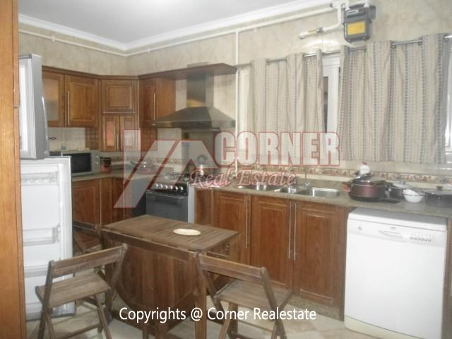 Furnished Apartment For Rent In Maadi Sarayat,Furnished,Apartment NO #13