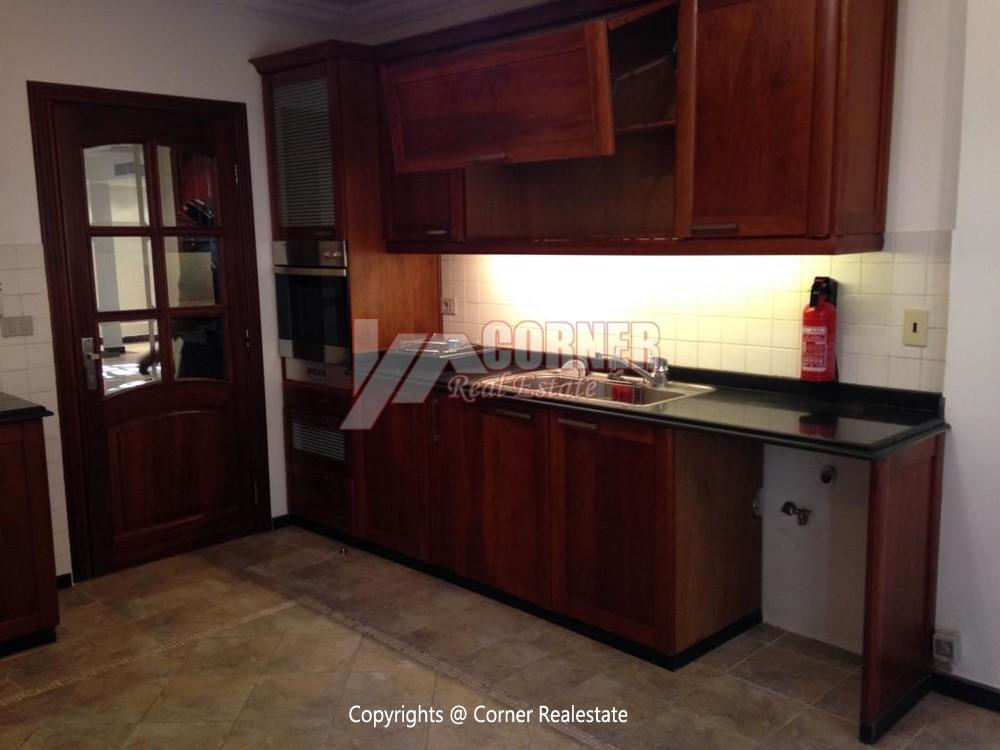 Villa for Rent in Maadi,Furnished,Ground Floor - Triplex NO #17