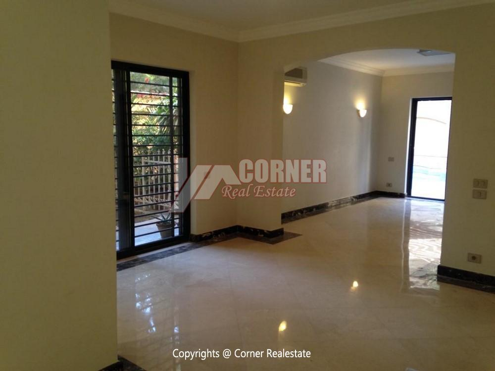 Villa for Rent in Maadi,Furnished,Ground Floor - Triplex NO #20