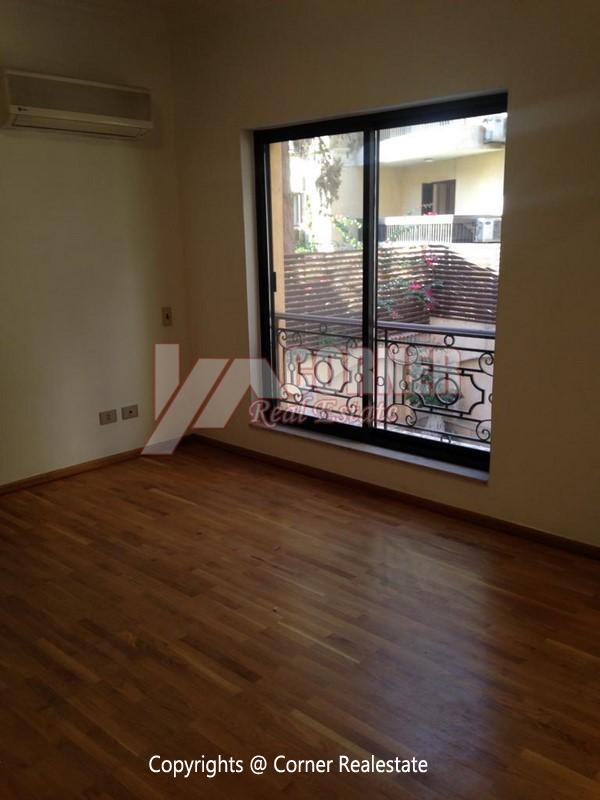 Villa for Rent in Maadi,Furnished,Ground Floor - Triplex NO #25