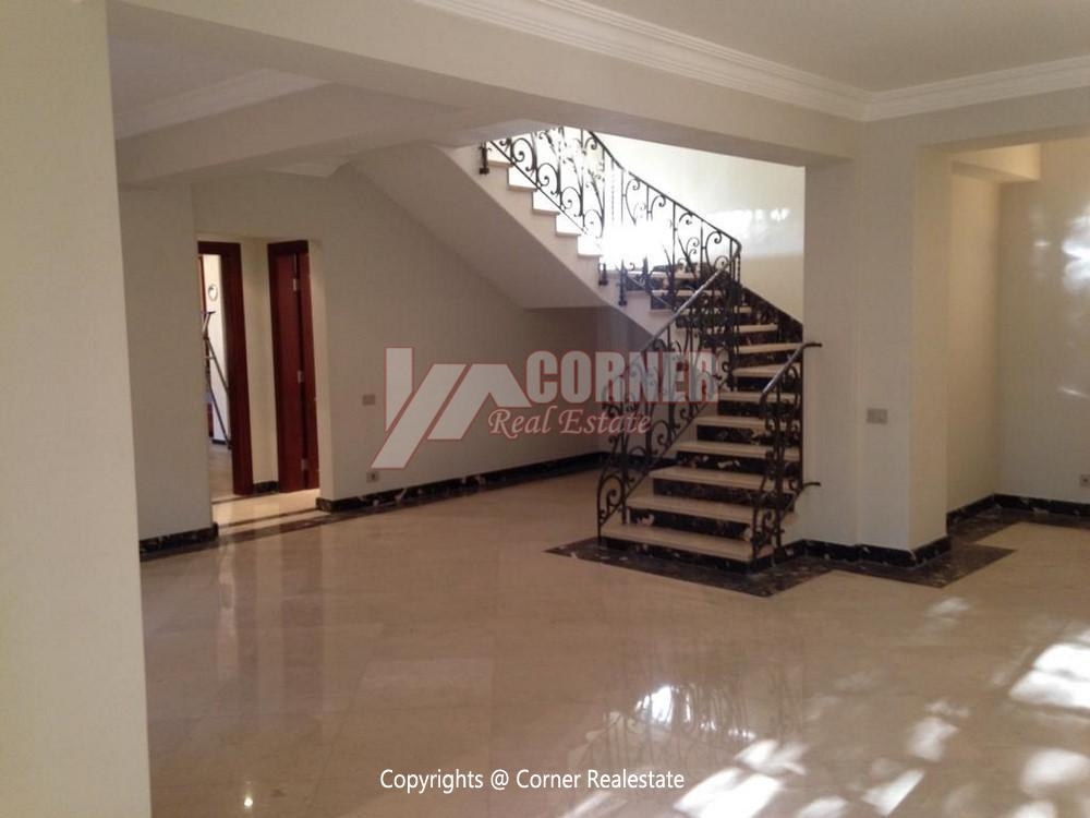 Villa for Rent in Maadi,Furnished,Ground Floor - Triplex NO #14