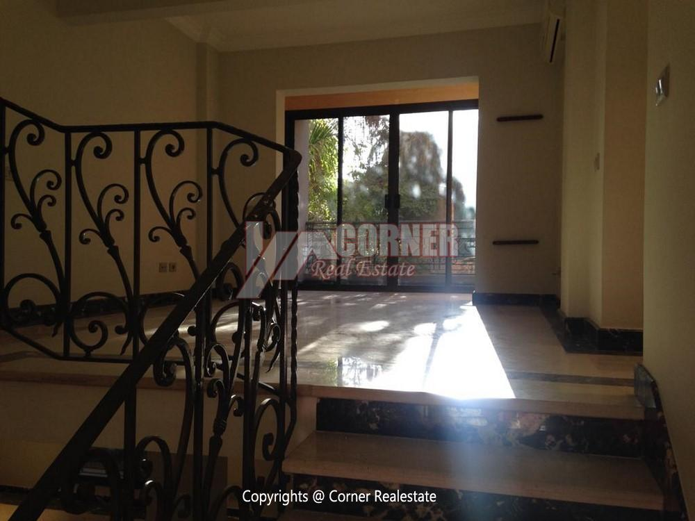 Villa for Rent in Maadi,Furnished,Ground Floor - Triplex NO #3