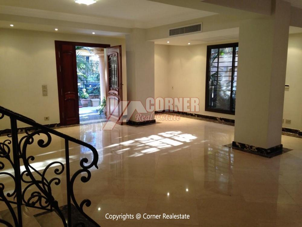 Villa for Rent in Maadi,Furnished,Ground Floor - Triplex NO #4