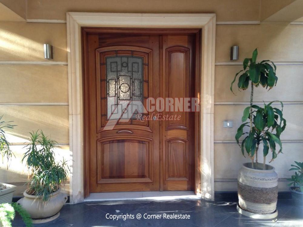 Villa for Rent in Maadi,Furnished,Ground Floor - Triplex NO #5