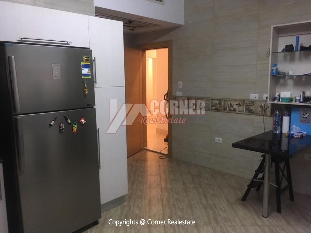 Ground Floor Apartment For Rent in Maadi,Semi furnished,Ground Floor NO #16