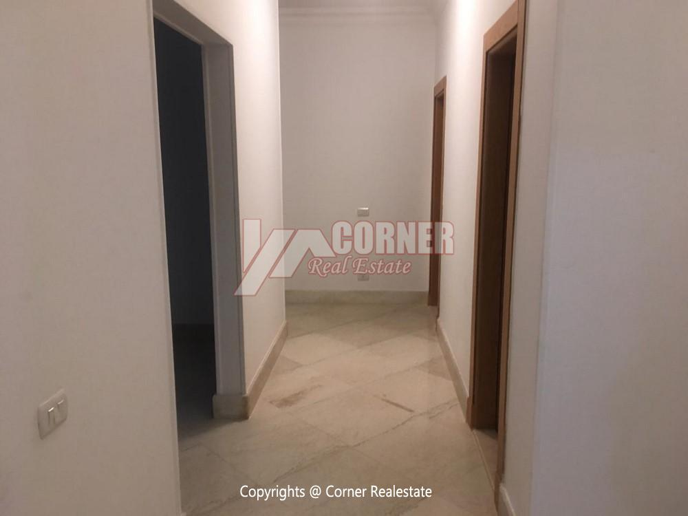 Ground Floor Apartment For Rent in Maadi,Semi furnished,Ground Floor NO #15