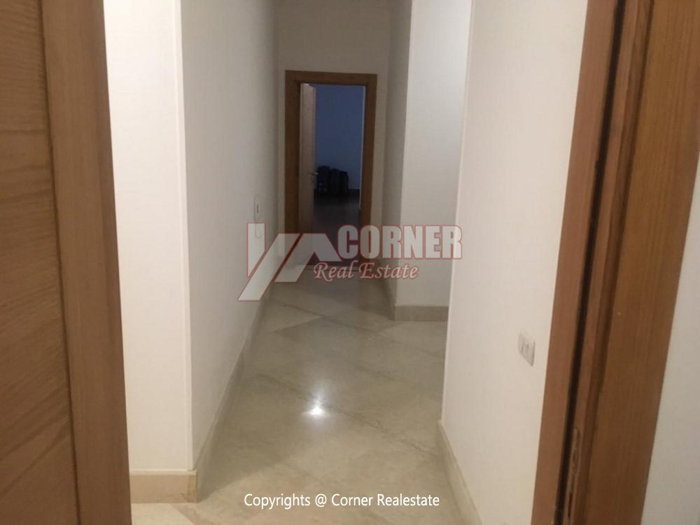 Ground Floor Apartment For Rent in Maadi,Semi furnished,Ground Floor NO #6
