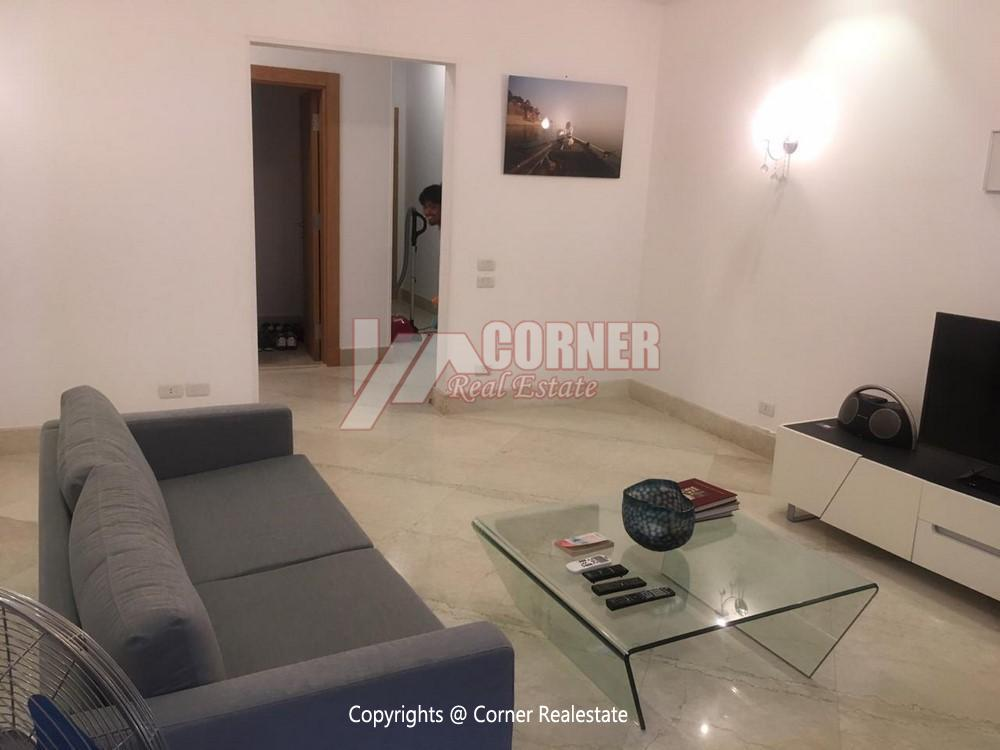 Ground Floor Apartment For Rent in Maadi,Semi furnished,Ground Floor NO #22
