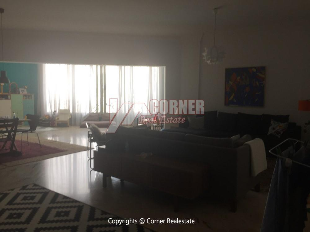 Modern Penthouse For Rent in Maadi,Semi furnished,Penthouse Duplex NO #25