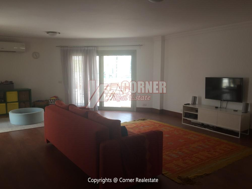 Modern Penthouse For Rent in Maadi,Semi furnished,Penthouse Duplex NO #4