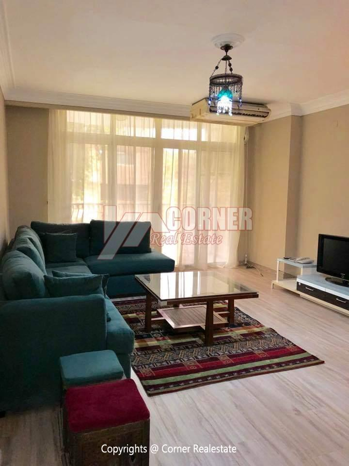 Apartment For Rent In Maadi Sarayat,Furnished,Apartment NO #6
