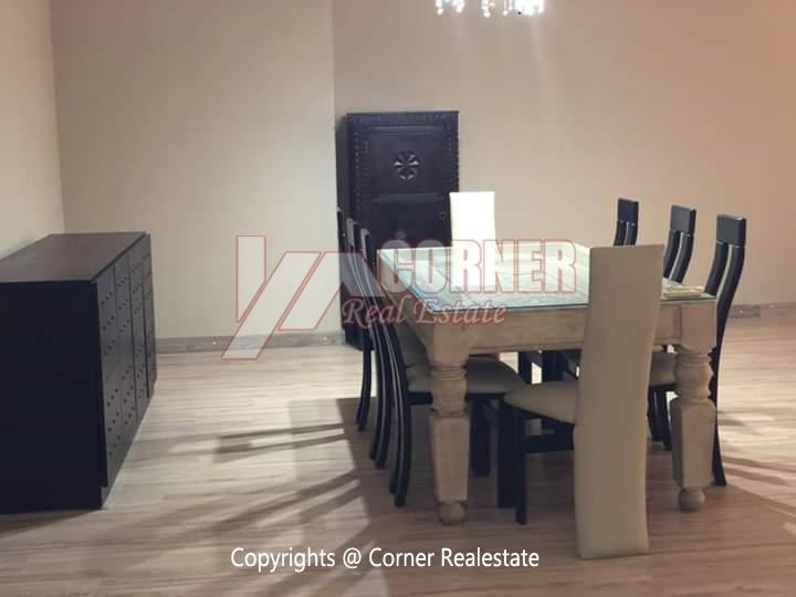 Apartment For Rent In Maadi Sarayat,Furnished,Apartment NO #2