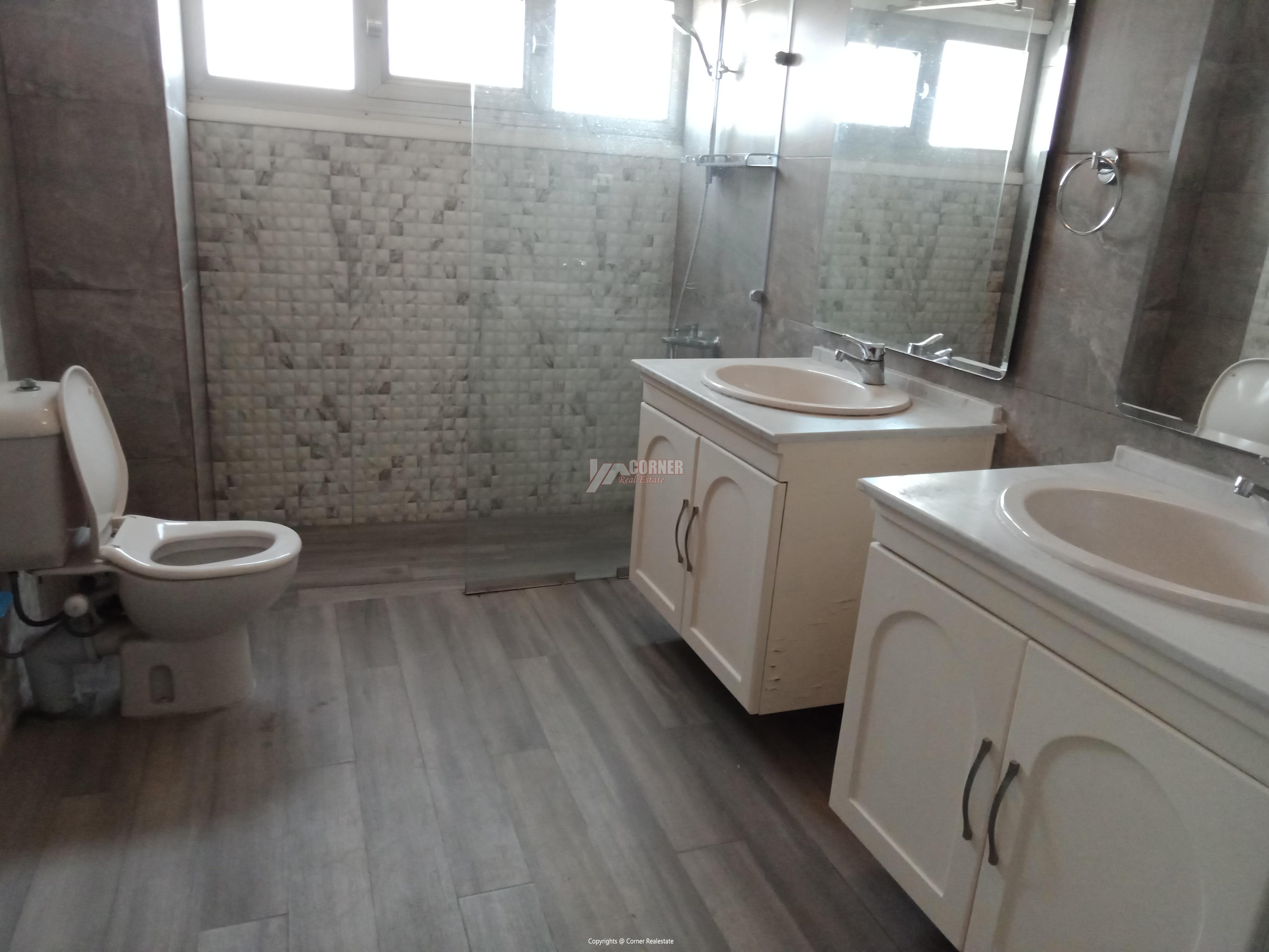 Penthouse For Rent In Maadi Degla,Furnished,Penthouse NO #15