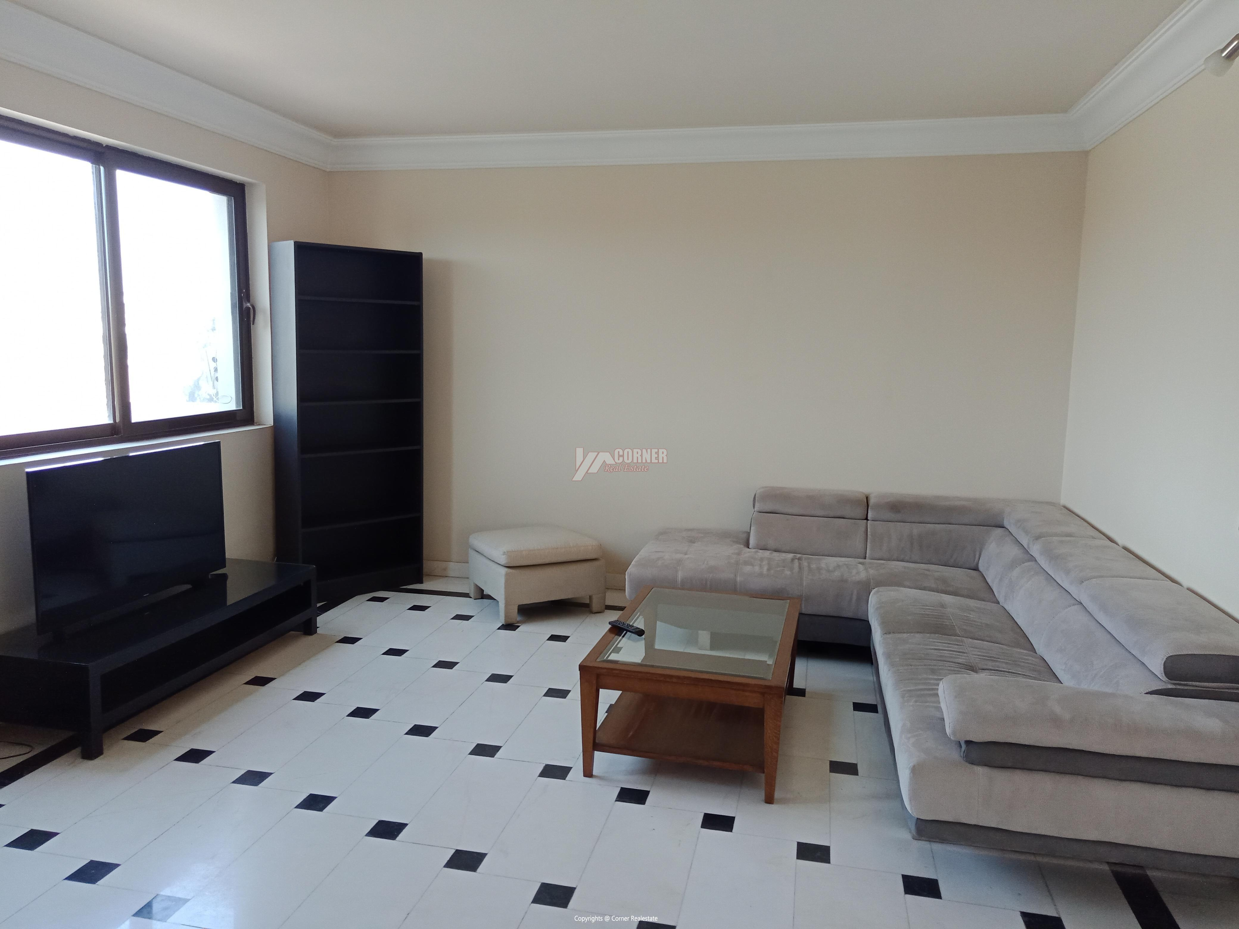 Penthouse For Rent In Maadi Degla,Furnished,Penthouse NO #6