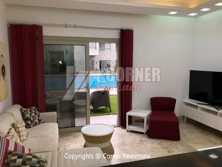 Ground Floor For Rent In Maadi Sarayat,Furnished,Ground Floor NO #8