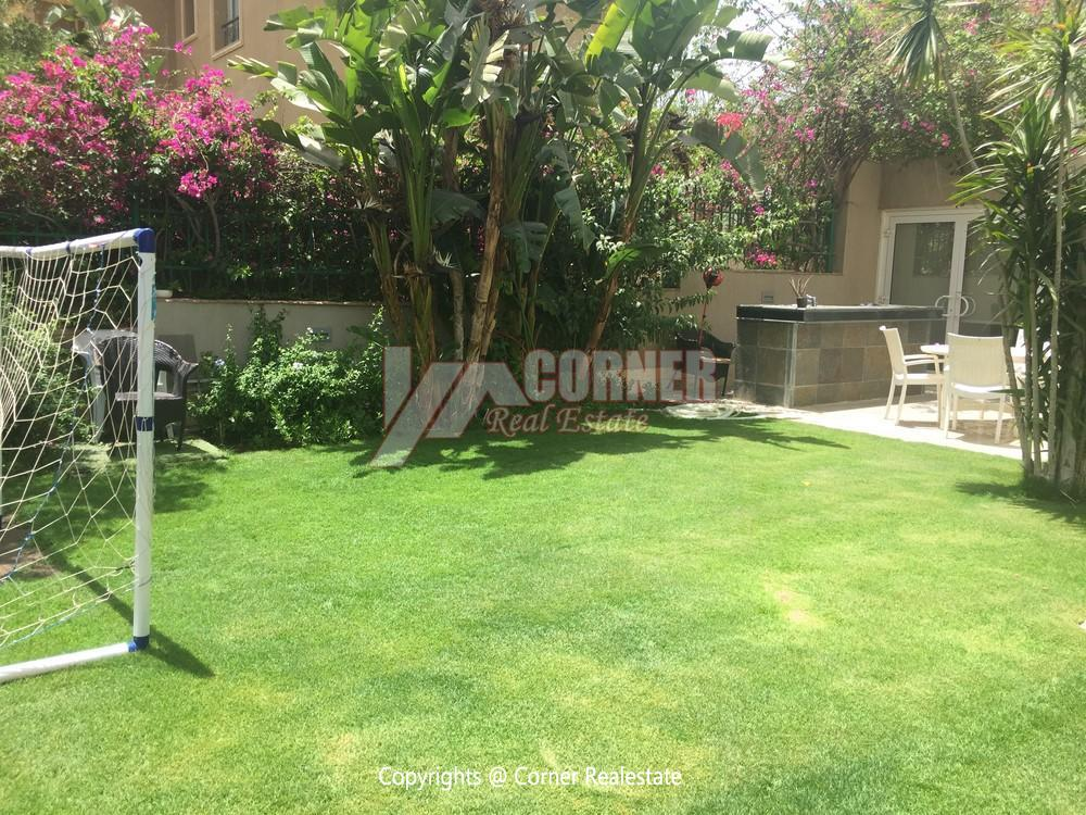 Villa For Rent in Katameya Heights,Furnished,Villa NO #28
