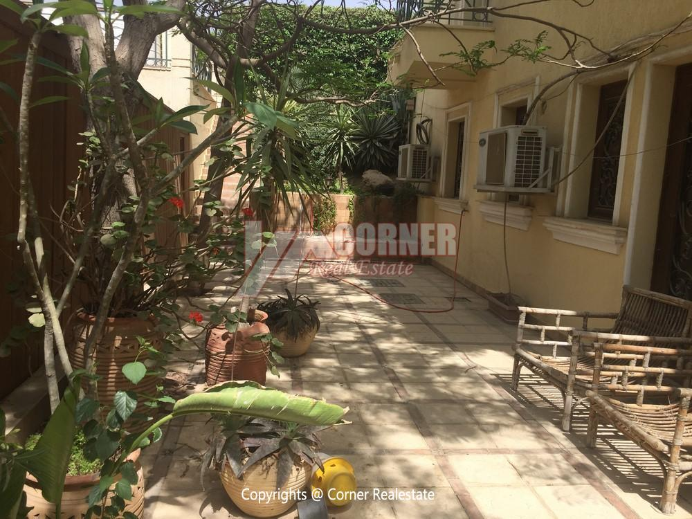 Studio Apartment For Rent in Katameya Heights,Furnished,Apartment NO #1