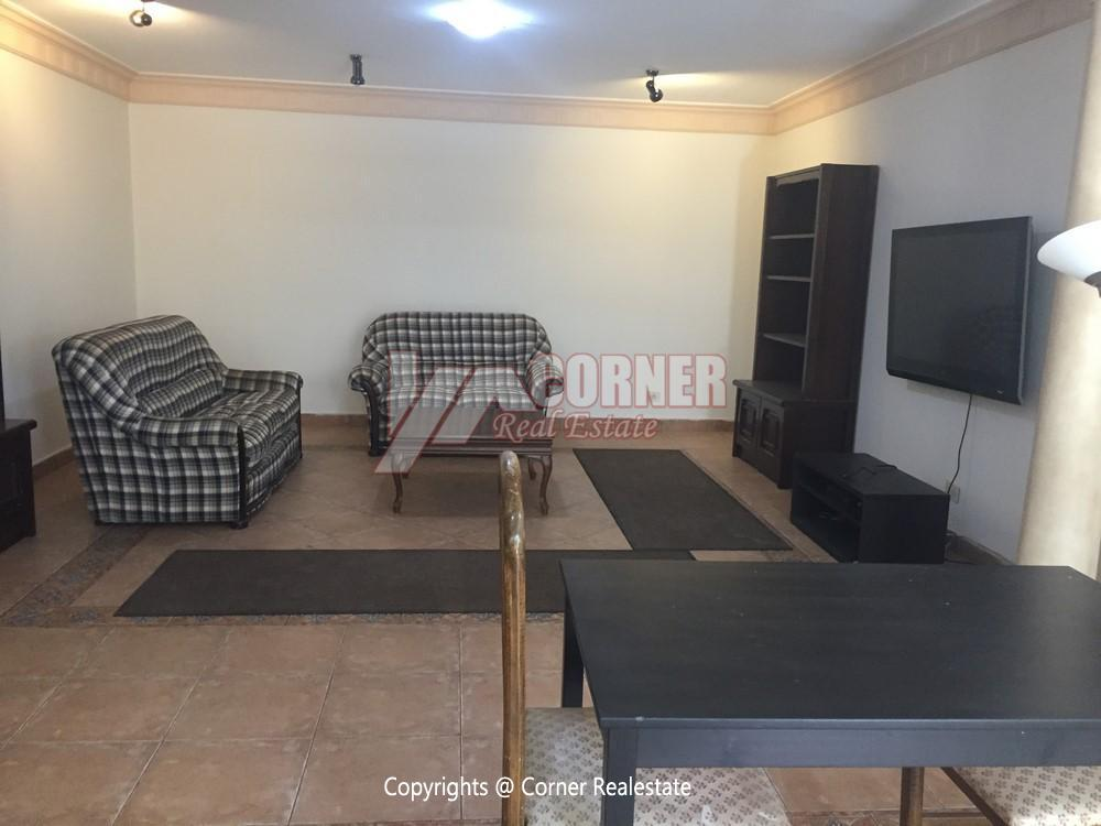 Studio Apartment For Rent in Katameya Heights,Furnished,Apartment NO #7