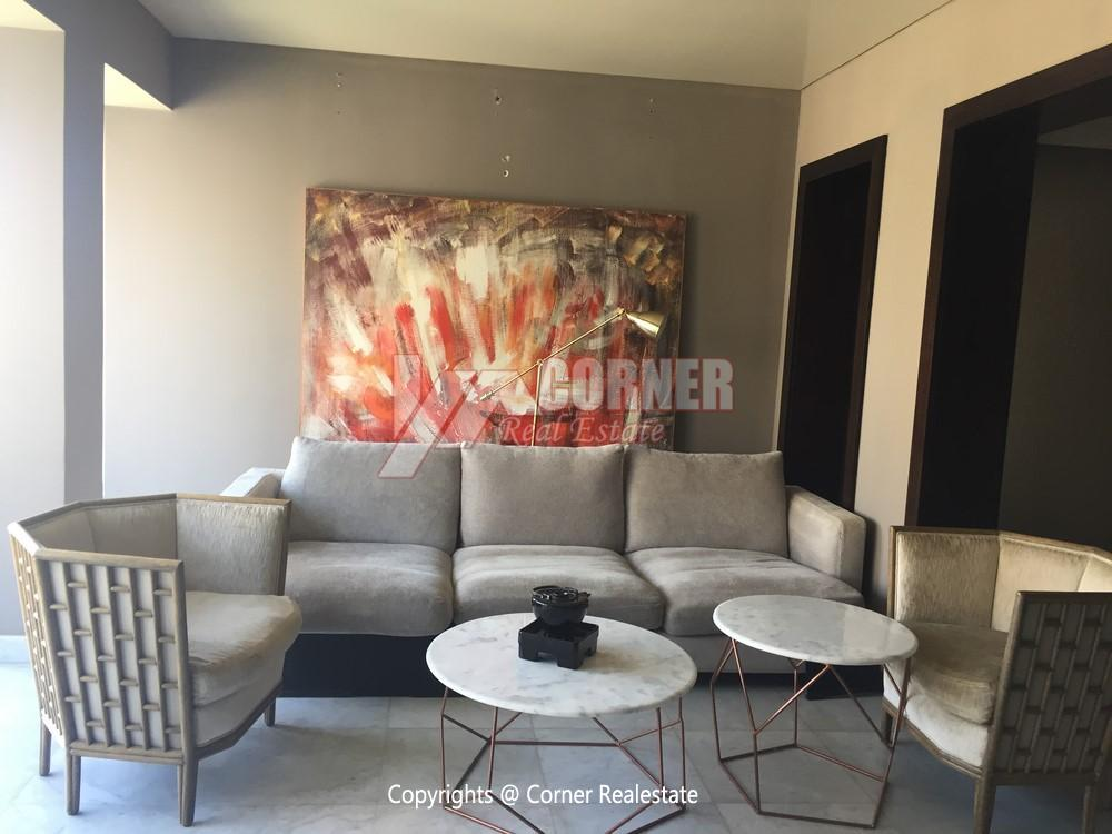 Modern Apartment For Rent In Maadi,Furnished,Apartment NO #16