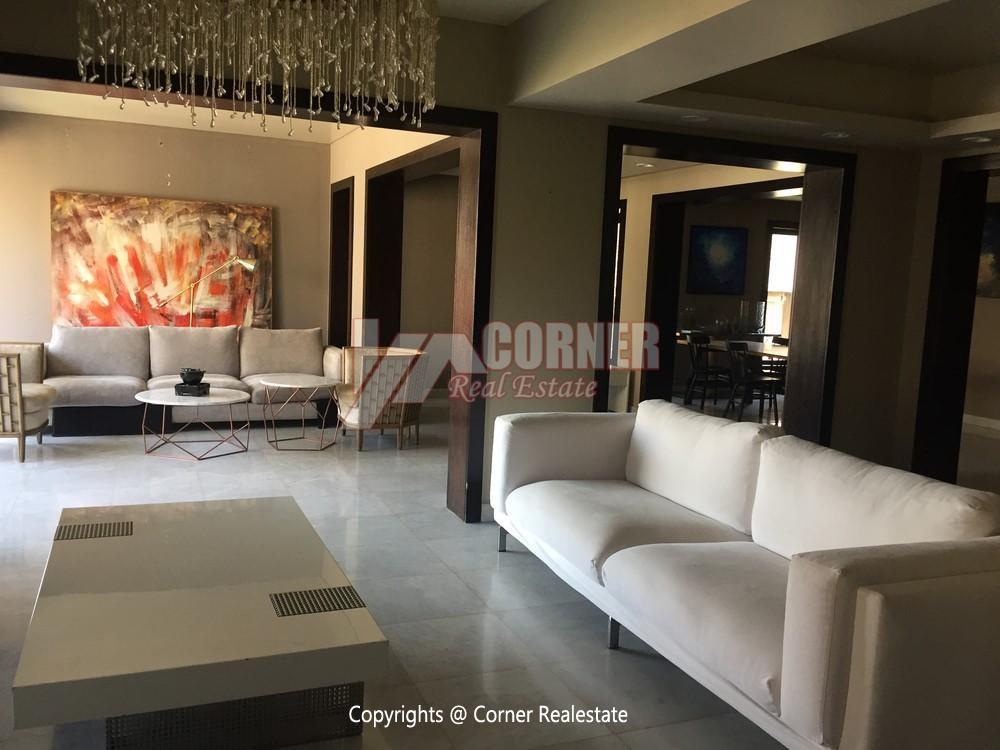 Modern Apartment For Rent In Maadi,Furnished,Apartment NO #20