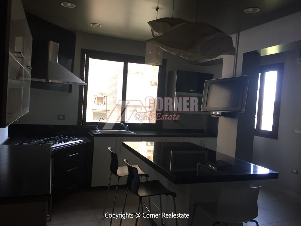 Modern Apartment For Rent In Maadi,Furnished,Apartment NO #6