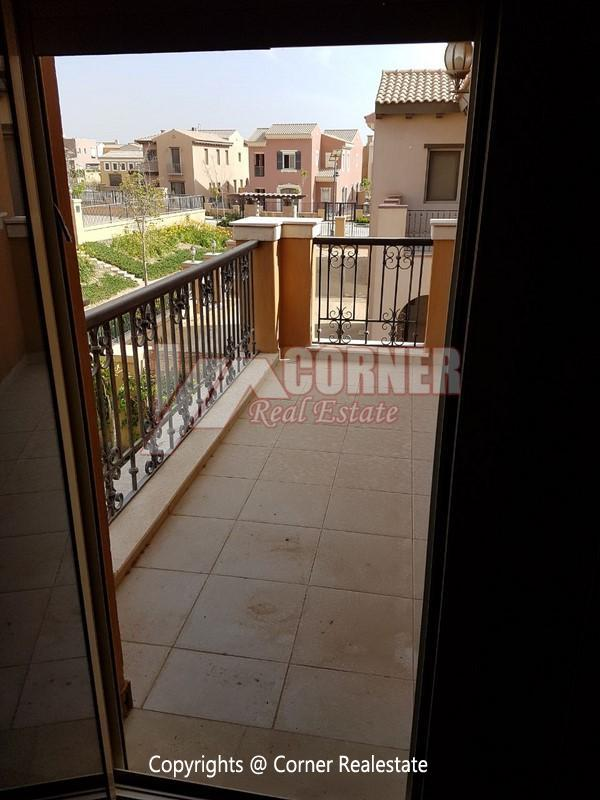 Villa for Rent in Mivida New Cairo,Semi furnished,Villa NO #15
